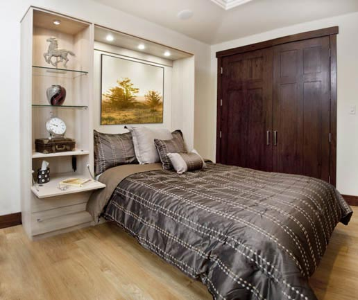 How Much Does a Custom Wall Bed Murphy Bed Cost