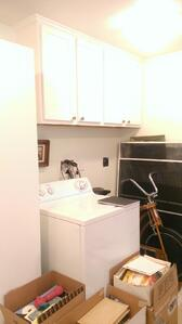 Custom Cabinetry Sending This Laundry Room Through The Wash