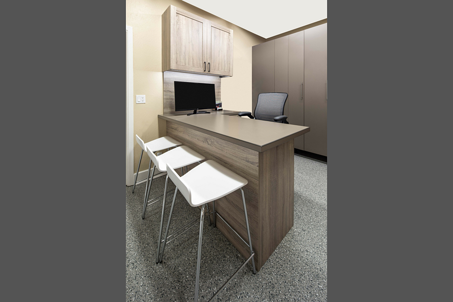 Oak Wild Synchronized Thermally Fused Laminate - Tosoro Front