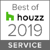 2019 Service Houzz Award