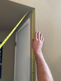 How to Measure a San Francisco Bay Area Closet, Valet Custom Cabinets & Closets