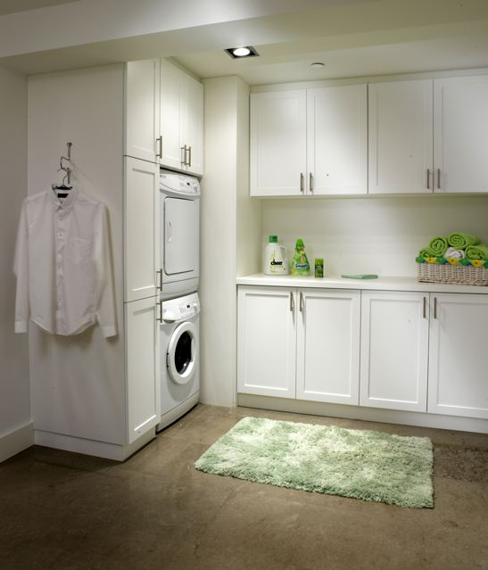 redesigning your laundry room layout