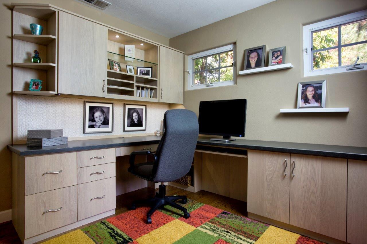 Zen home office Designer Naturalness Pinterest Create Zen Workspace In Your San Jose Home Through Custom Office