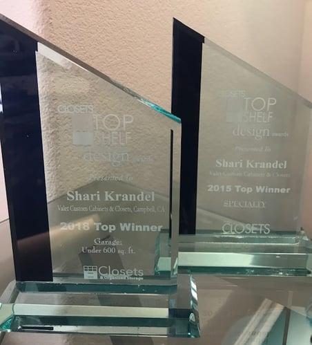 Top Shelf Design Award Winner Shari Krandel