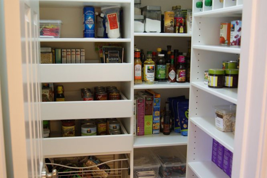 Valet Custom Food Pantry Organization Kitchen Storage Solutions
