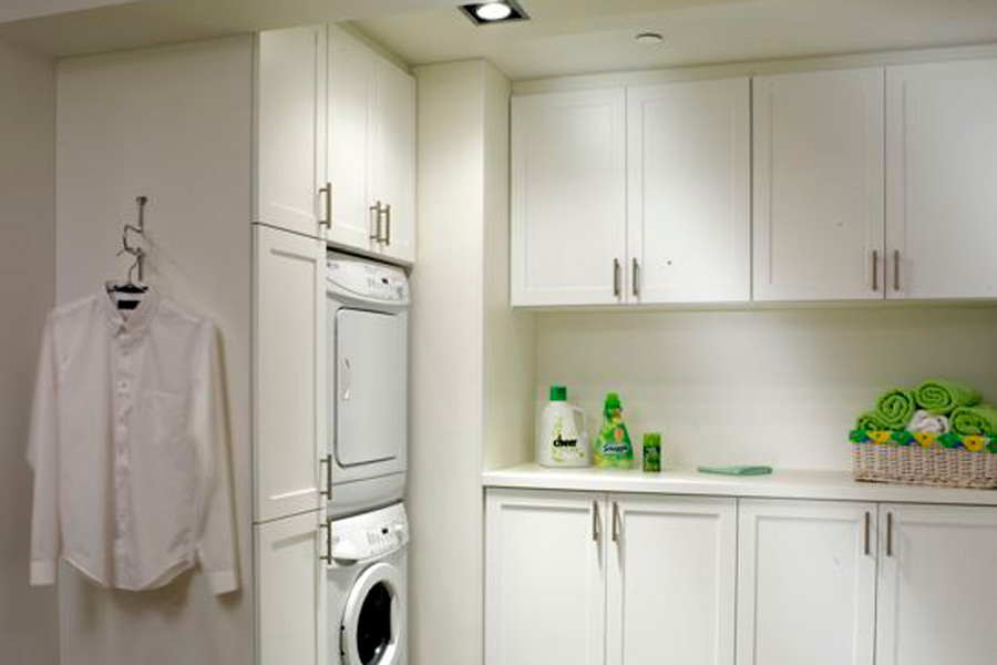 Valet Custom Cabinets Amp Storage Solutions For Laundry