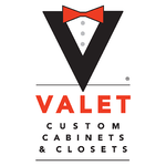 Valet Logo Vertical White