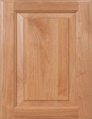 Raised Wood Panel