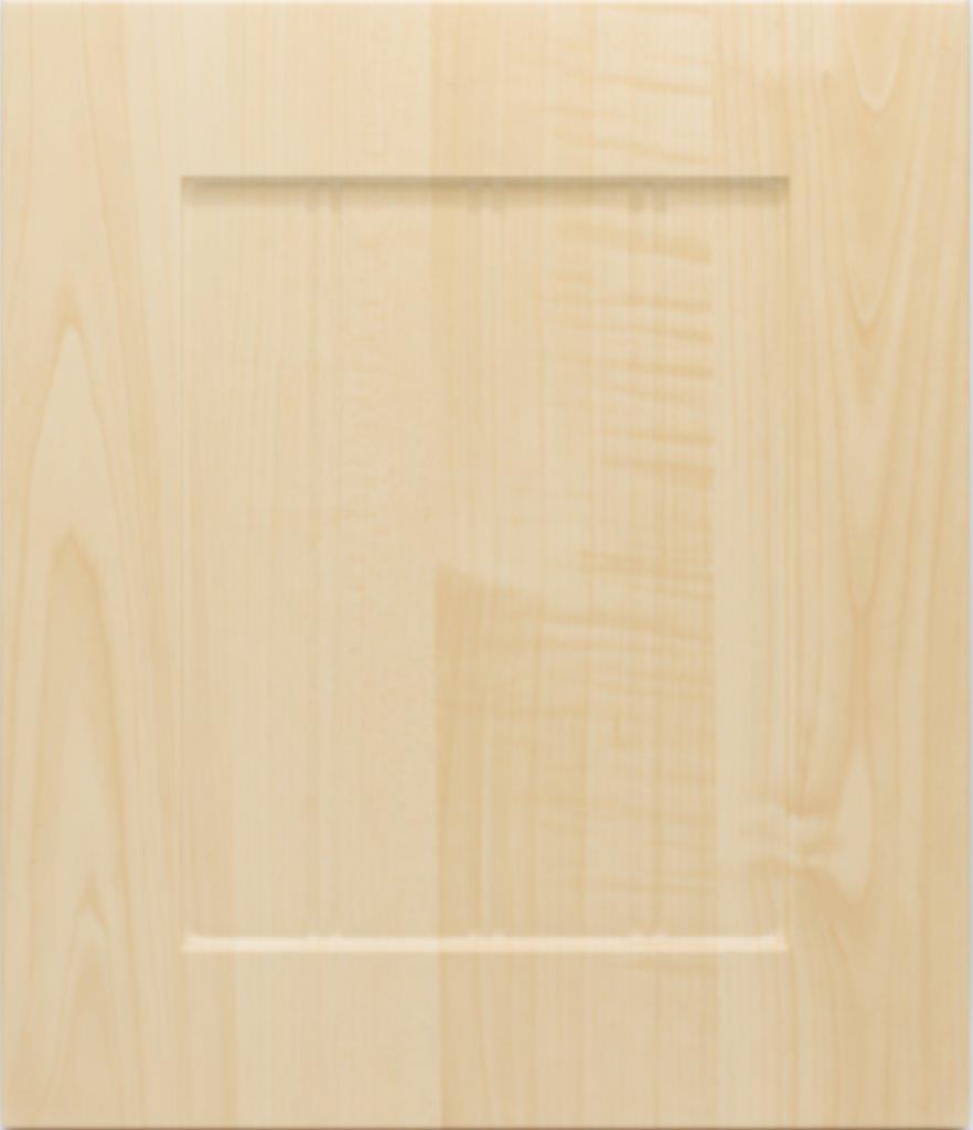 Vermont Maple-Beaded Shaker Foil